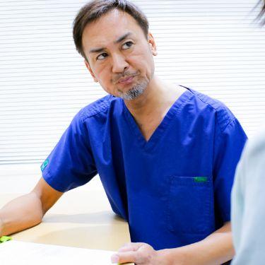 新宿マリアクリニック院長のわきが治療のカウンセリング