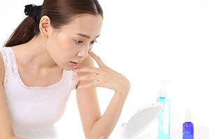 プラセンタ注射で、しみ・くすみを治療