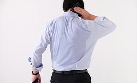 代償性発汗は、交感神経に手を加えることにより生じる