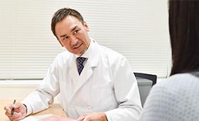 新宿マリアクリニックでは、医師がわきが・多汗症のお悩みに寄り添います
