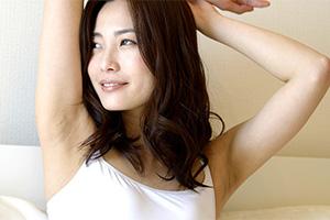 ミラドライには、わきの毛の脱毛効果があります。