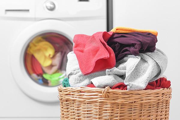 洗濯ものでわきがはうつらない